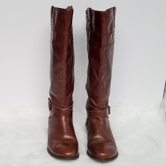 cc4cbda77d776 Marc Fisher Shoes | Arty Wide Calf Knee High Riding Boots | Poshmark